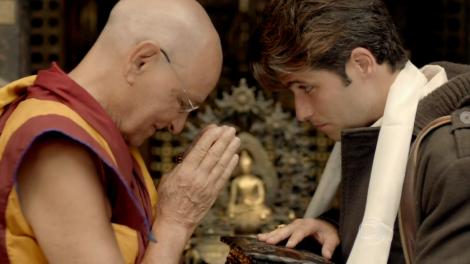 Ananda Rinpoche e Franz